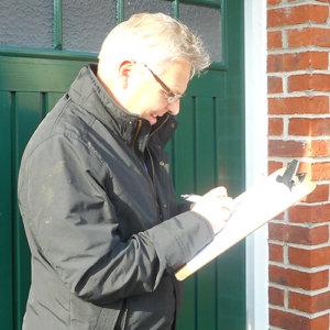 Bramhall Chartered Surveyor, Chris Newman